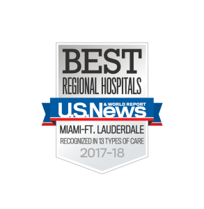 Baptist Health South Florida Hospitals Named Among The Best In The