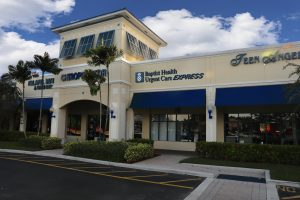 Baptist Health Urgent Care Express_Coral Springs