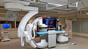 Philips Azurion FlexArm at Miami Cardiac & Vascular Institute_full operating room