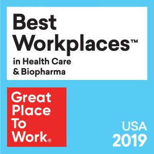 Baptist Health South Florida Named One Of The 2019 Best Workplaces