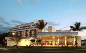 Boca Raton Regional Hospital - Exterior - World Family Center for Emergency Medicine