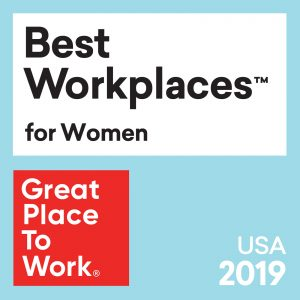 Great Place to Work 2019 Badge