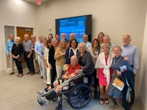 Fishermen's Community Hospital supporters receive up-close and personal insights into Baptist Health's Centers of Excellence