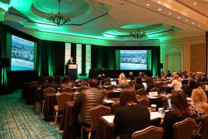 Speaker presents at the Inaugural Miami Cancer Institute Summit of the Americas on Immunotherapies for Hematologic Malignancies
